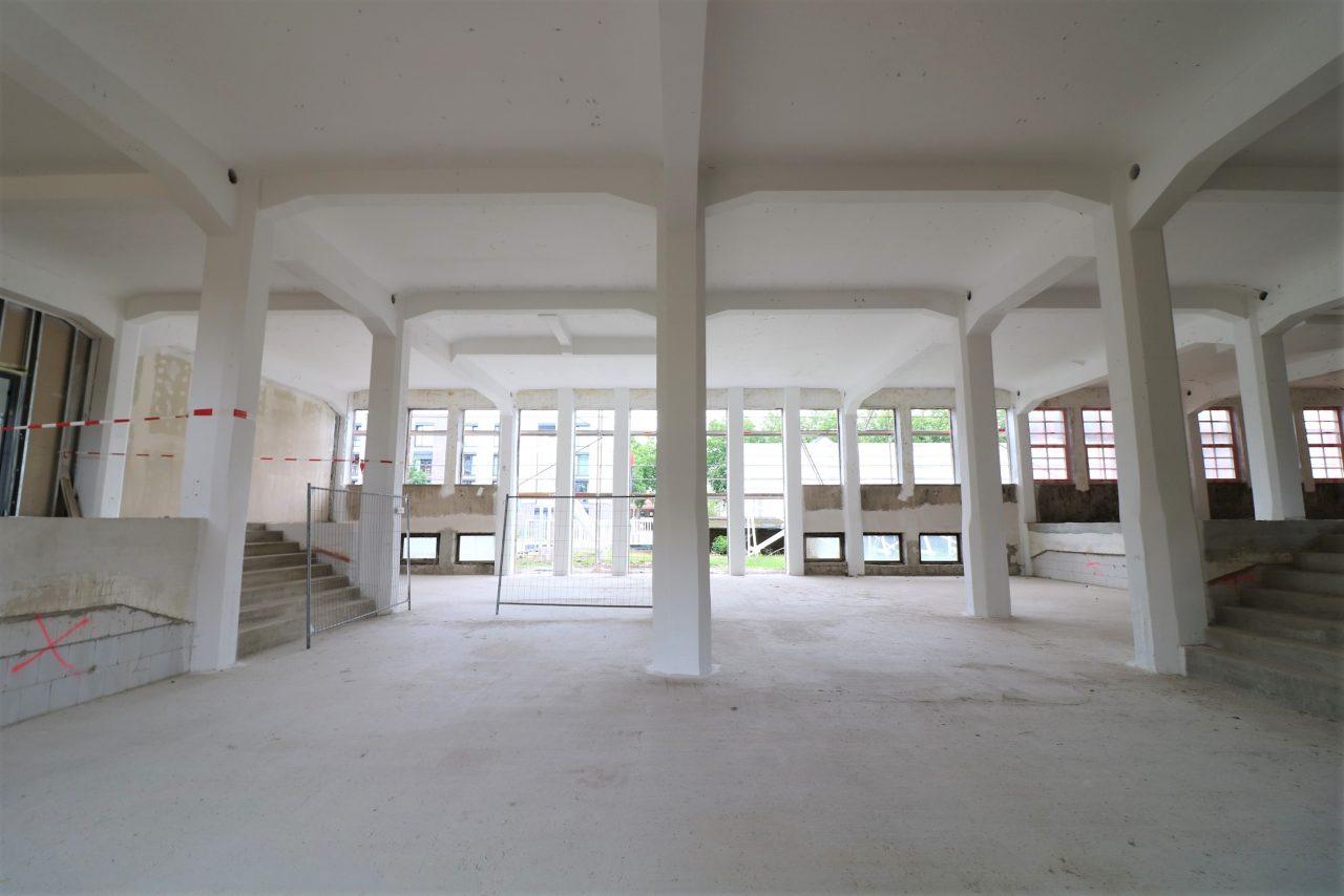 20200709_Zukünftiger Hotel-Lobbybereich in der FABRIK©Justus Grosse Real Estate GmbH