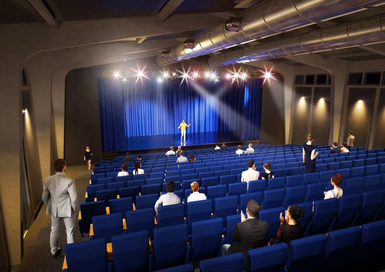 Boulevardtheater Bremen_Halle1-Saal-02 20_01_27_©Justus Grosse Projektentwicklung