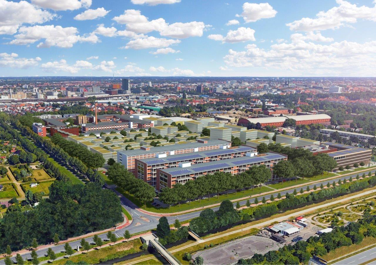 TABAKQUARTIER Masterplan_©Justus Grosse Real Estate GmbH